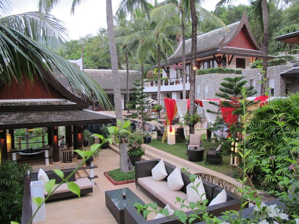 Kamala Villa 409 Phuket  open cabana