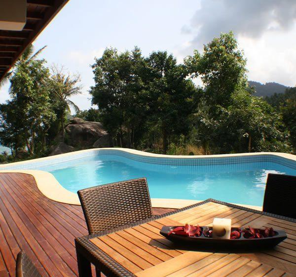 Koh Phangan Villa 4165 - situated on the peaceful and idyllic north coast of the island
