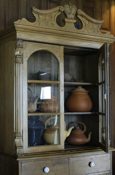 Koh Samui Villa 413 - wooden works and art