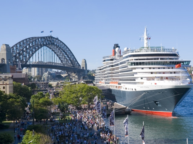 Luxury Cruise in Sydney