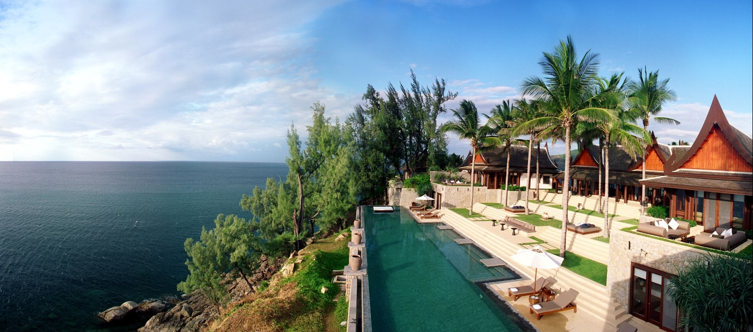 Phuket Villa 402 - Perfect Choice for a Chinese New Year