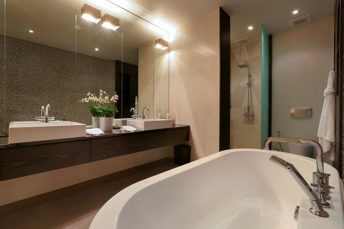 Phuket Villa 412 - Bathroom