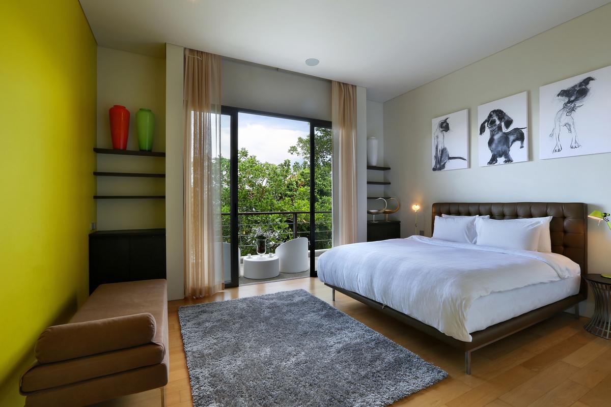 Phuket Villa 412  - Luxury Bedroom