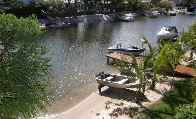 Queensland Villa 519 - Sailing by boat and kayaks from doorstep