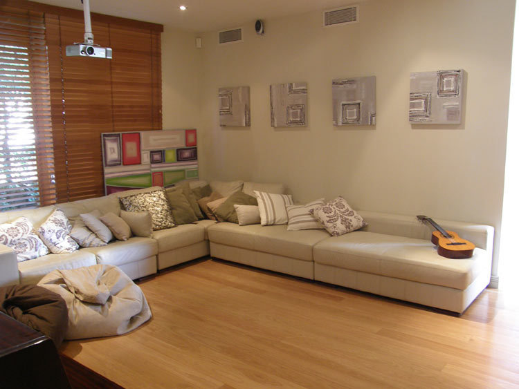 Queensland Villa 519 Theatre room