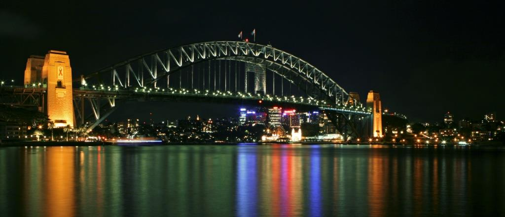 Sydney Harbor Bridge 2