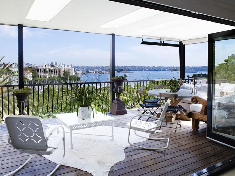 Villa 513 – Darling Point Sydney extensive water views