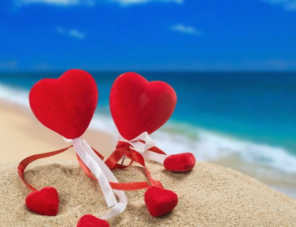 valentine day celebration in Seychelles