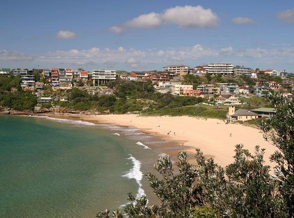 fresh water beach