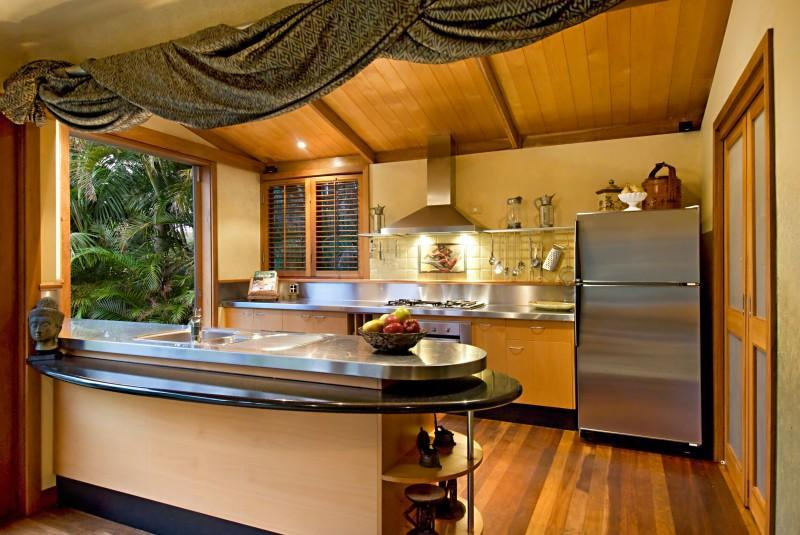 Byron Bay Villa 5195 kitchen areas