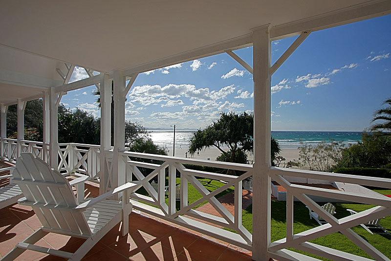 Byron Bay Villa 5279 View of Wategos beach