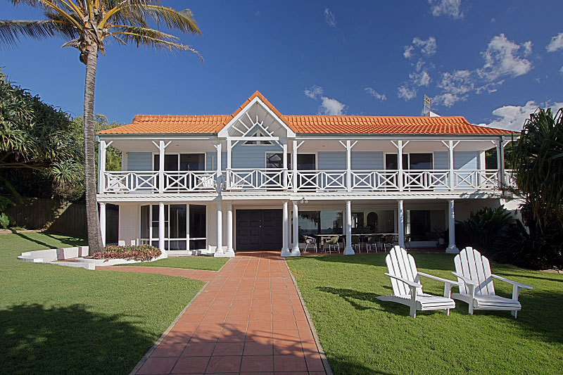 Byron Bay Villa 5279 colonial style architecture