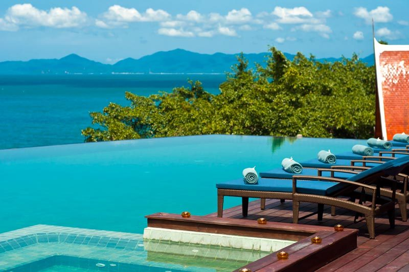Koh Samui Villa 4375 - 32-meter private pool