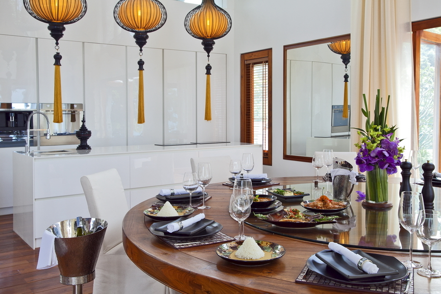 Koh Samui Villa 4375 Luxury Dining