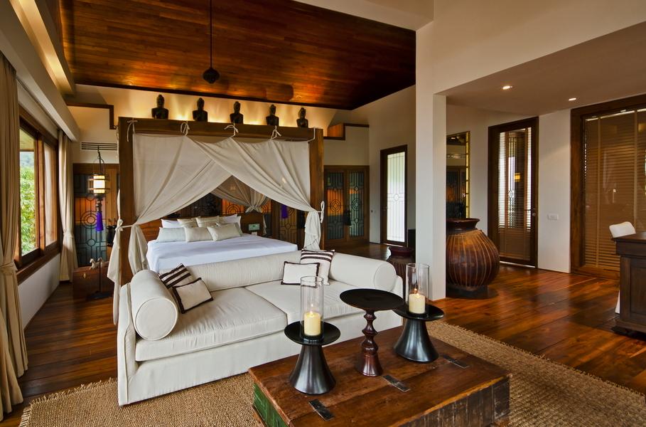 Koh Samui Villa 4375 Stunning Bedrooms
