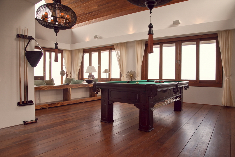 Koh Samui Villa 4375 - enjoy a cool game of pool