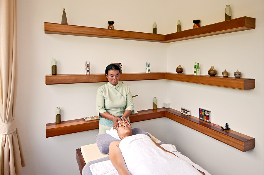 Koh Samui Villa 4375 - massage rooms