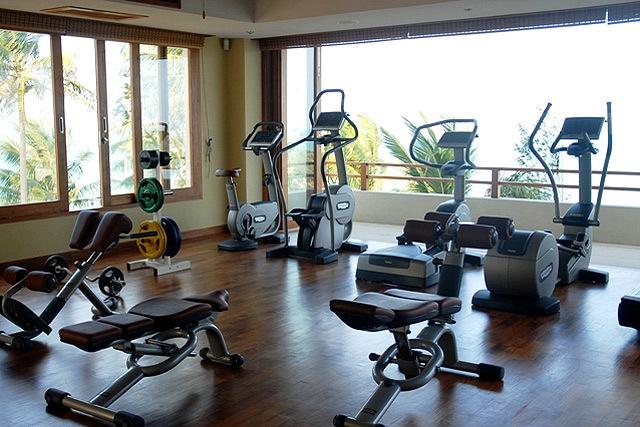Koh Samui villa 4133 - Gym