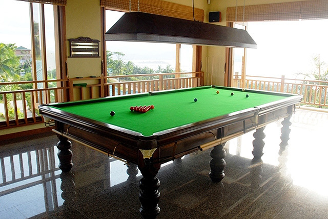 Koh Samui villa 4133 - Snooker