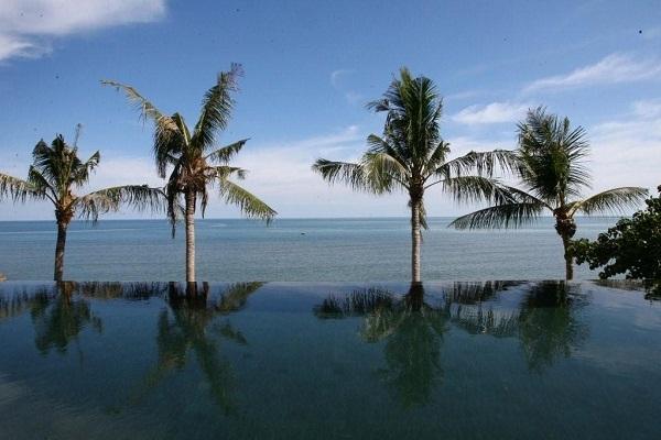 Koh Samui villa 4344 - Infinity Pool