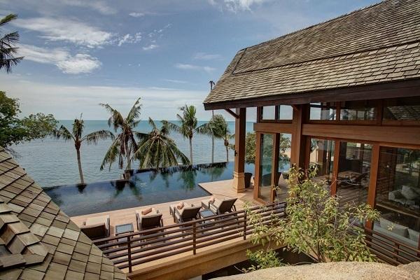 Koh Samui villa 4344 - constructed on a rocky landscape (2)
