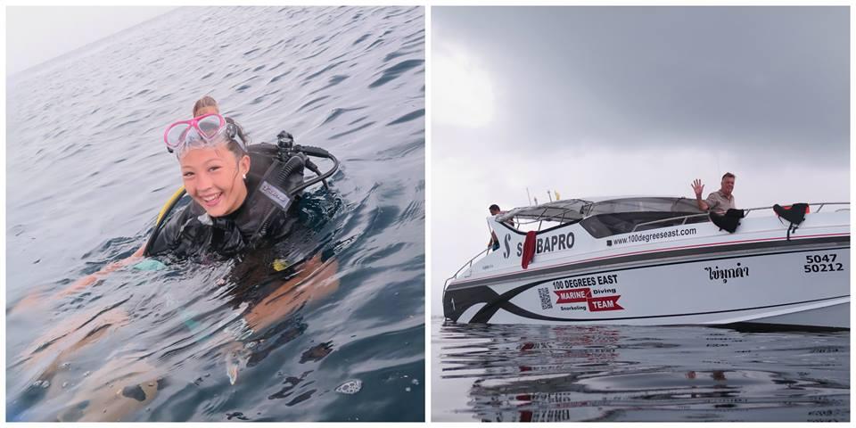 Snorkeling Koh Tao (2)