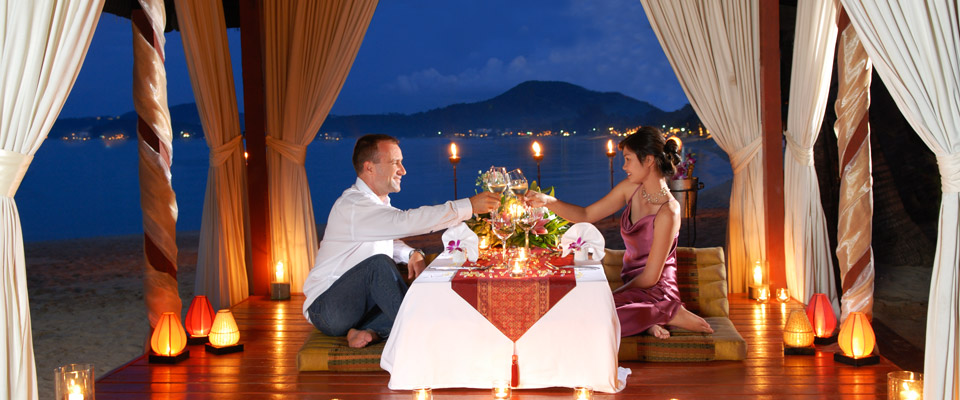 samui-restaurant-romantic dinner