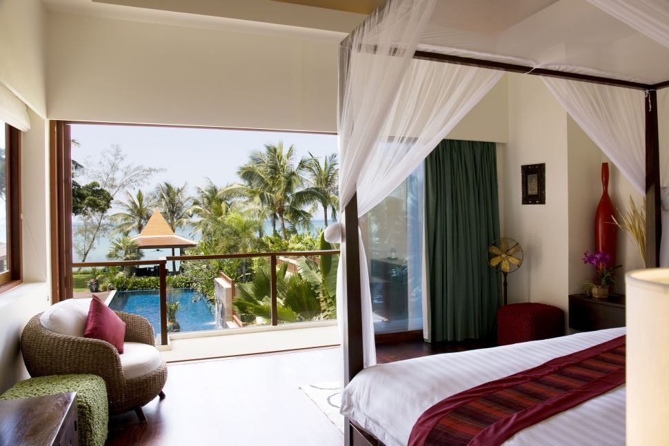 Koh Samui Villa 466 Luxury Bedroom 1