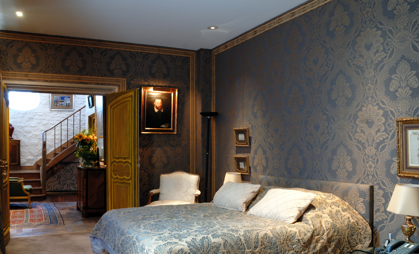 Paris Villa 1032 -  sumptuous main bedrooms