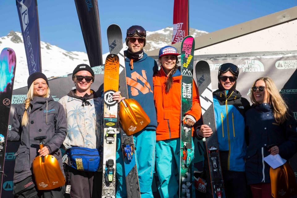 free ski open