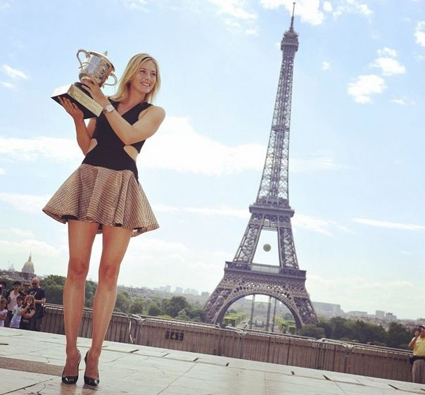 iconic background with trophy