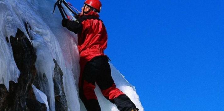 rock and glacier climbing