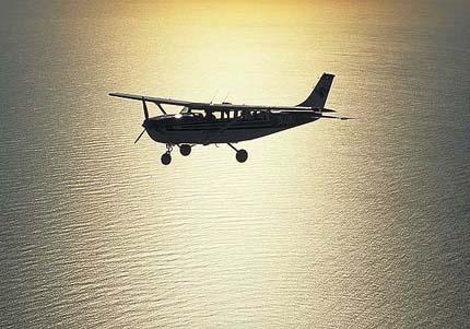 scenic flight - milford sound 2
