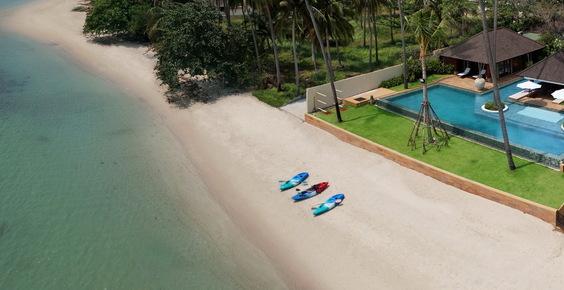 458 VIlla Getaways, Koh Samui, Thailand Luxury Holidays