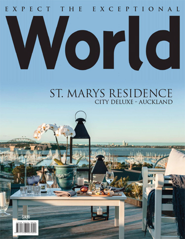 WORLD MAGAZINE - St Mary's Residence - Villa Getaways