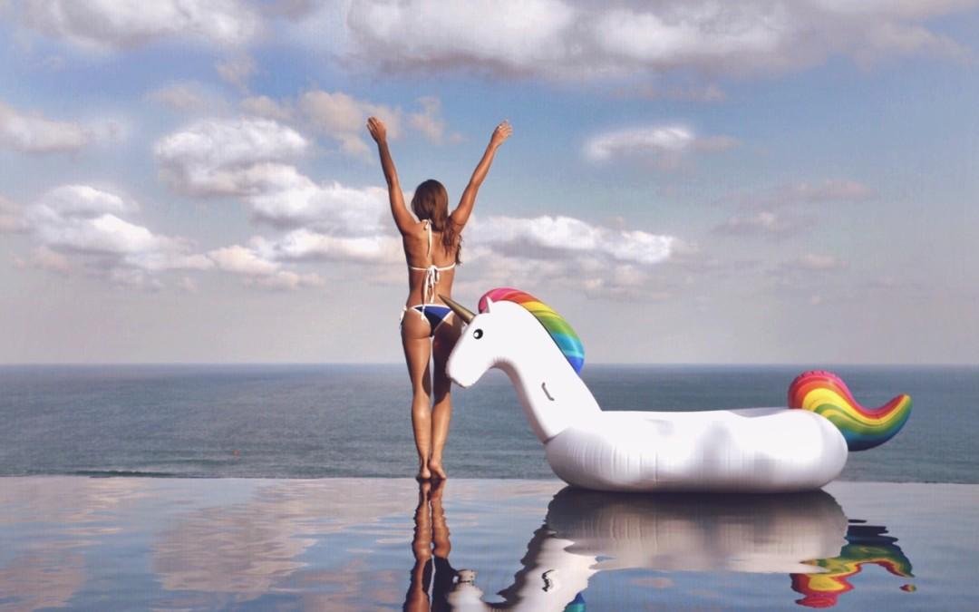 Helen Owen and Zack Kalter's Dream Bali Vacation