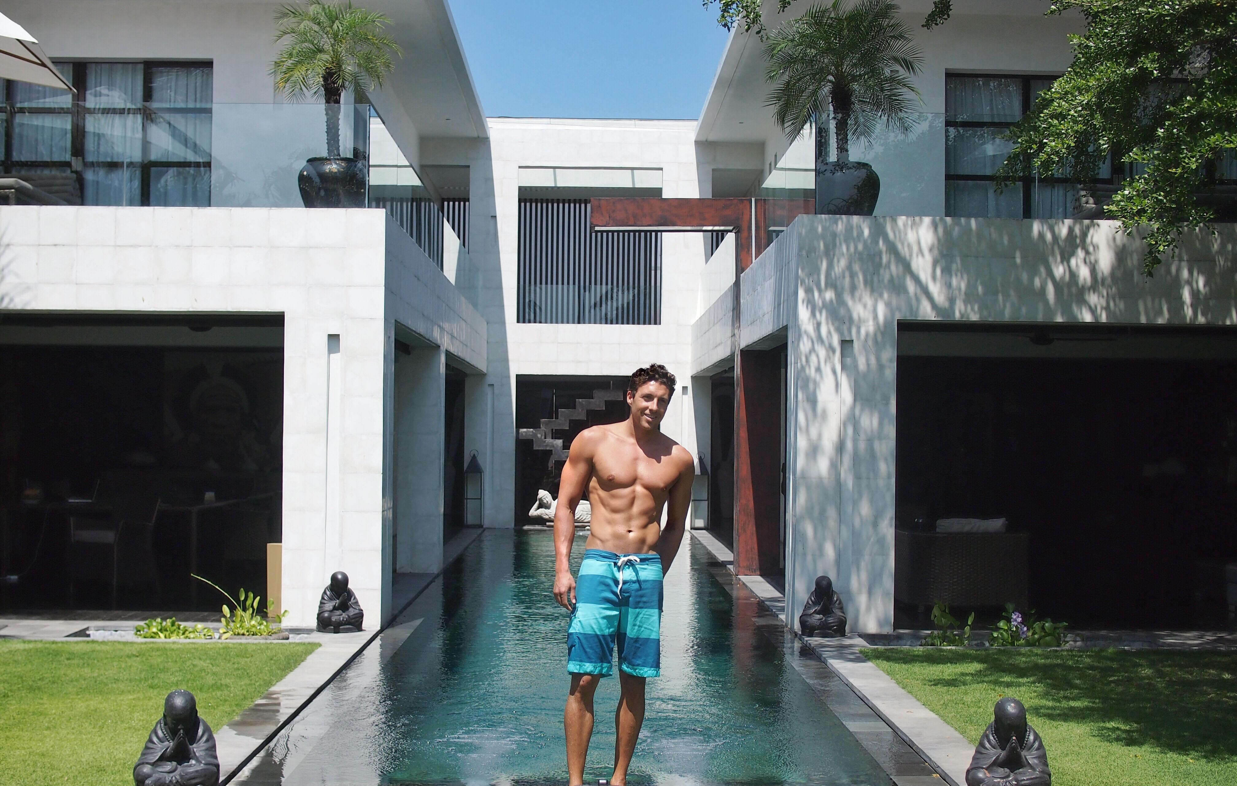 Casa Hannah, Seminyak Bali, Villa Getaways, Bali Villas, Zack Kalter