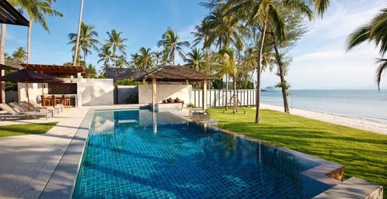 Swimming Pool, Inasia Villa, Lipa Noi, Koh Samui, Thailand, Villa Getaways