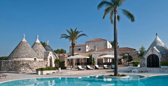 9158, Puglia Villa Italy Villa Getaways