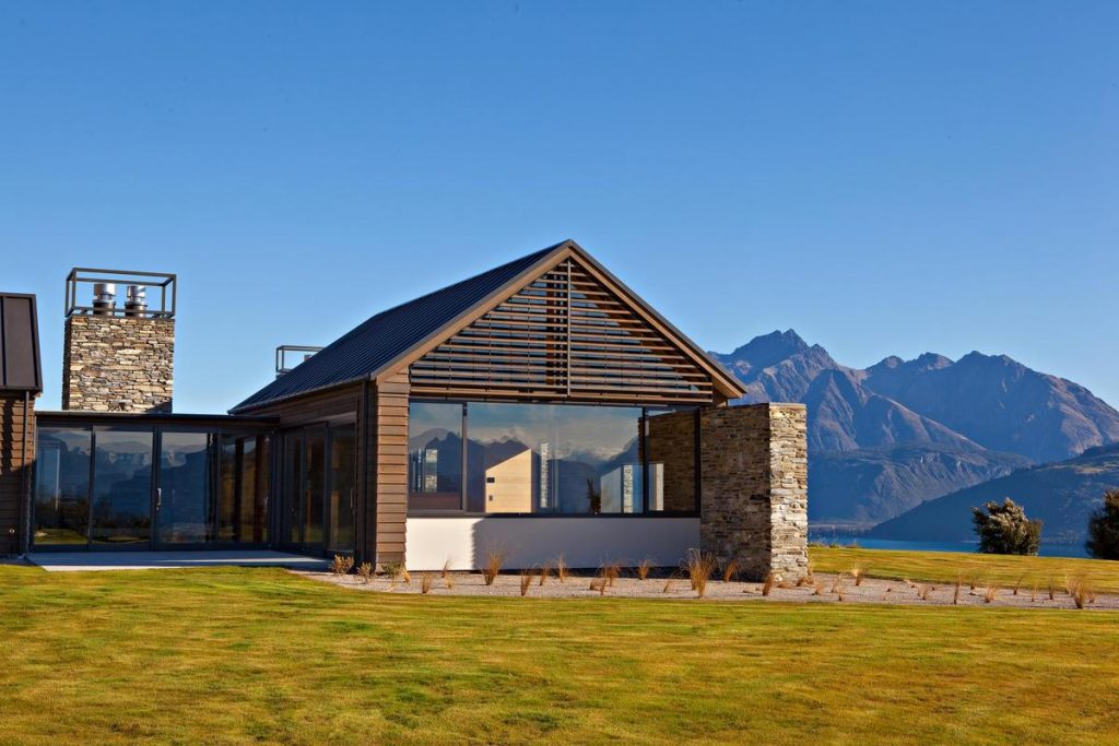 Glenorchy Villa 676 with Villa getaways
