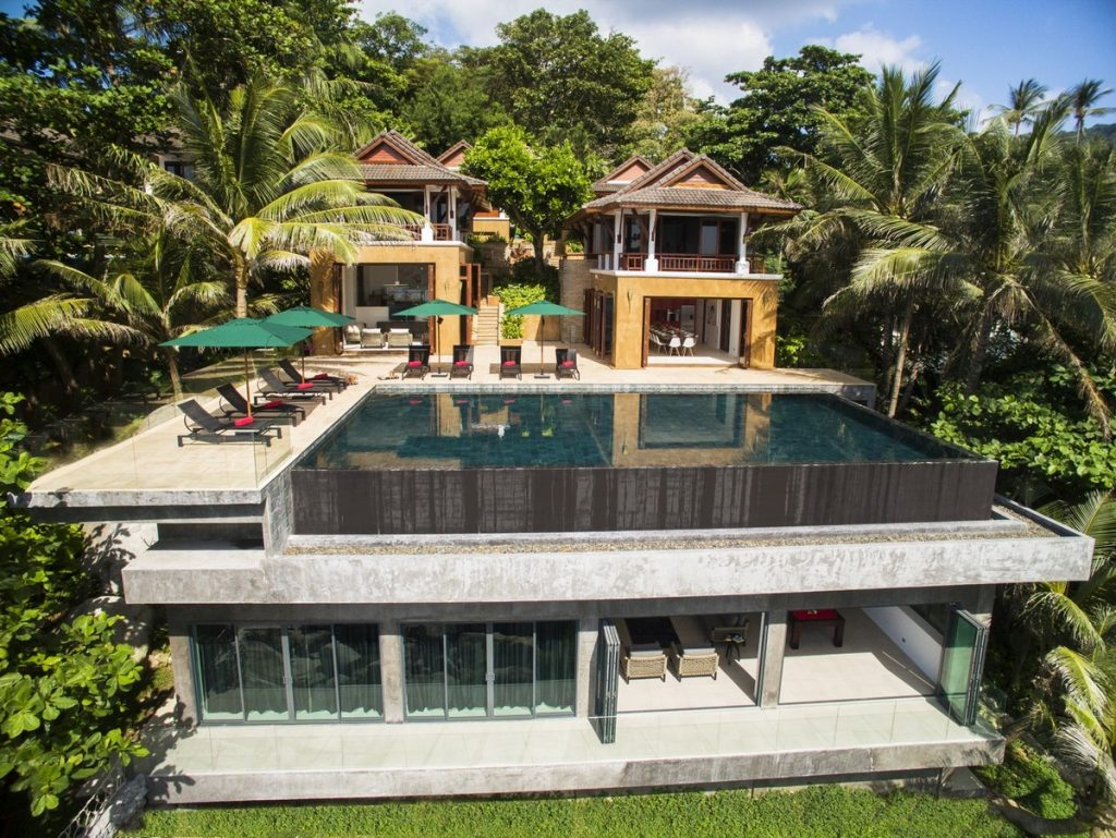 5 awe inspiring villas in phuket for the ultimate family for Family villas