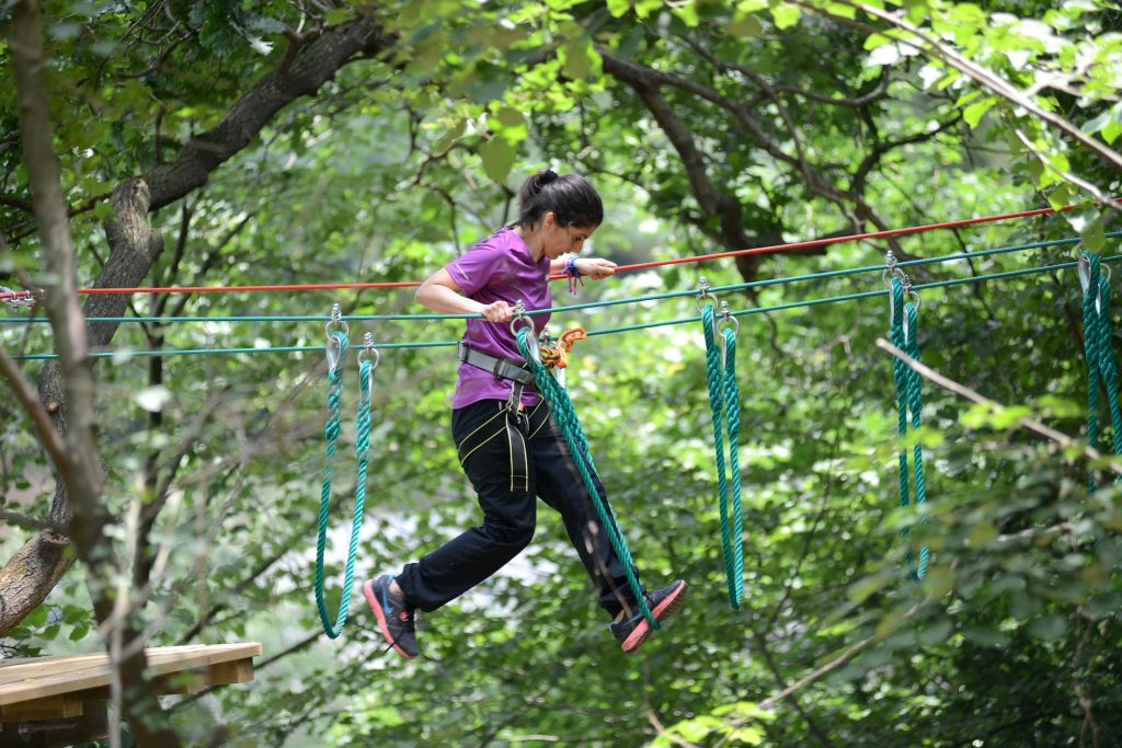jungle extreme adventures famiily holiday with Villa getaways