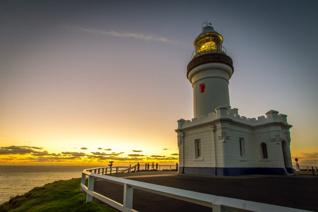 Light house in Byron Bay Byron Villas holiday homes with Villa Getaways