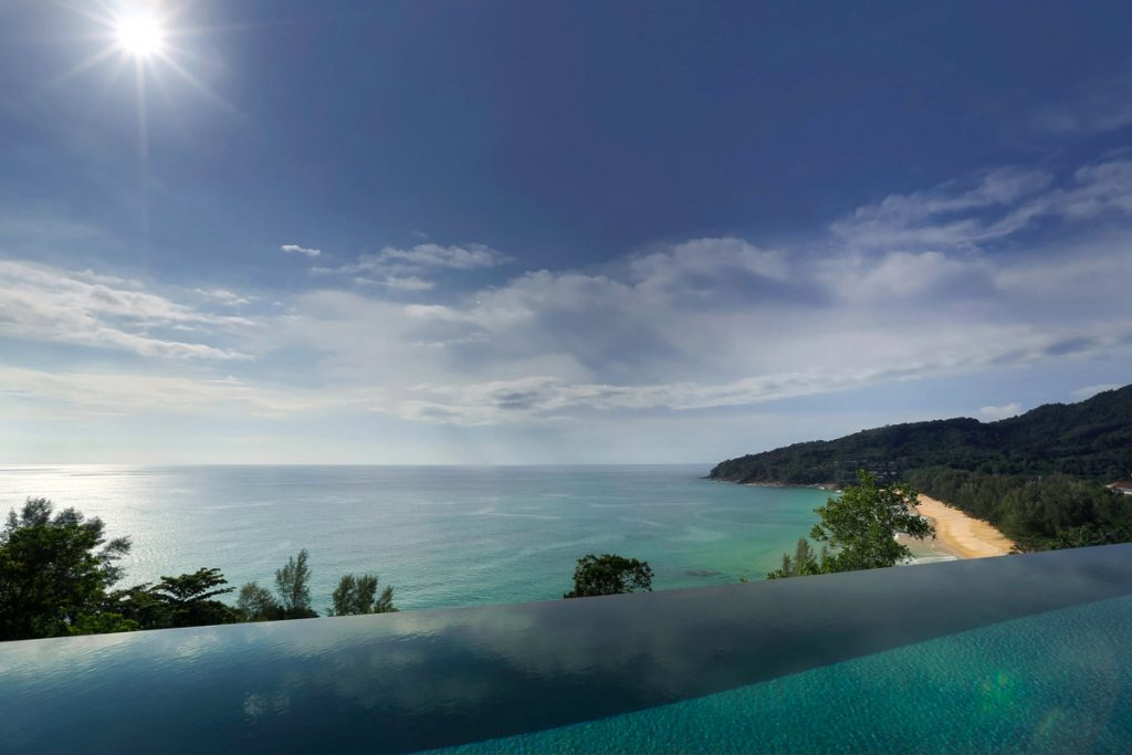 Villa 412 Phuket, Infinity Pools