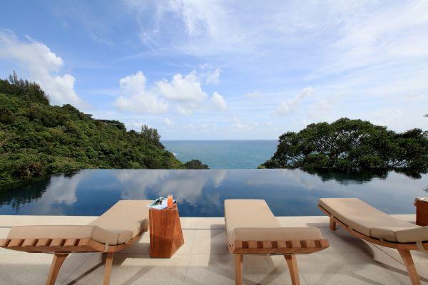 Villa 4403 Phuket infinity pools