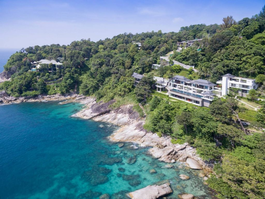 Luxury awaits at The Aquila in Kamala Phuket