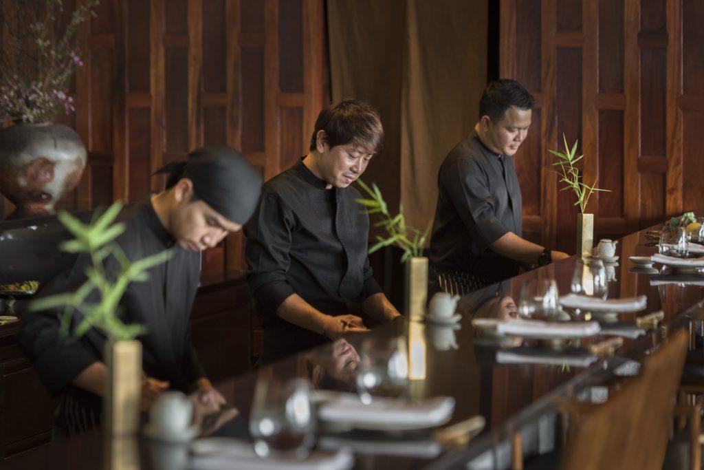 Chefs at Amanpuri - Photo Credit Hedonist Magazine