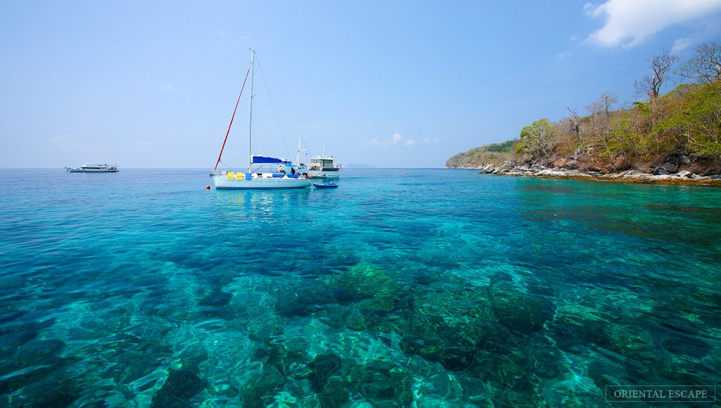 Racha Islands, Island hoping by Villa Getaways