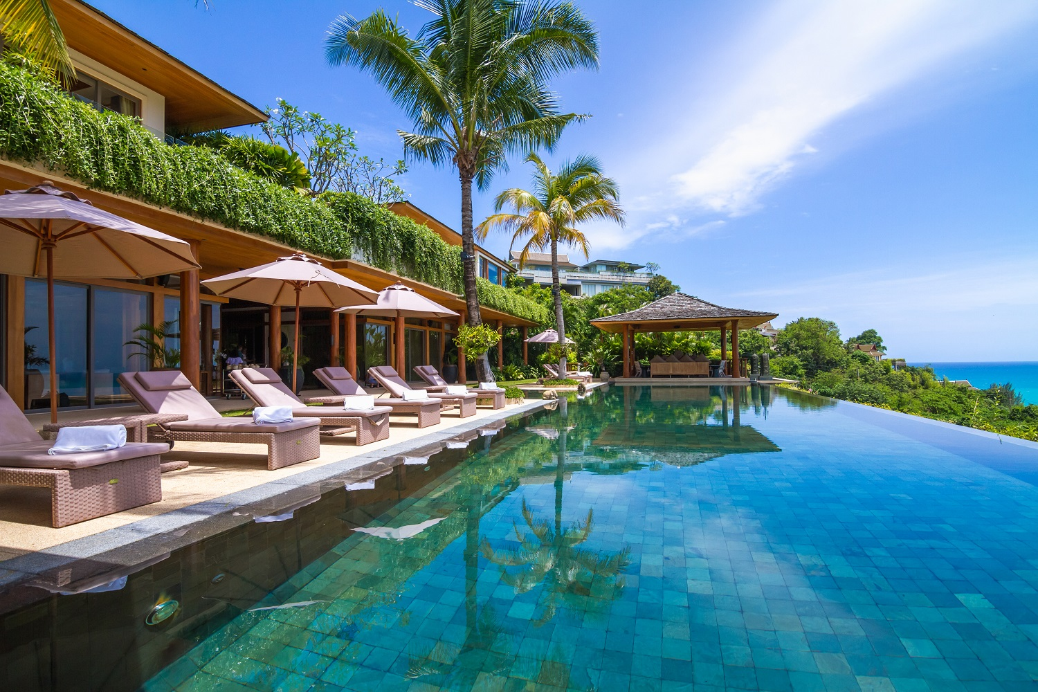 Villa Sawan Luxury Thailand Villa Swimming pool