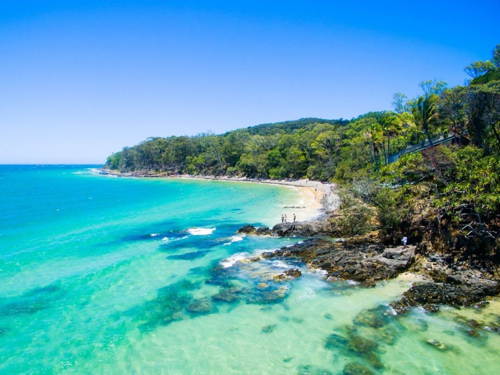 Byron Bay Beach Australia